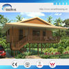 light steel framing house wooden house