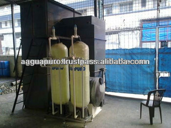sewage treatment for hospital