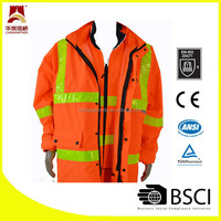 Austrilian standard safety jacket with reflector