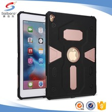 Newest design TPU+PC case for iPad pro 9.7