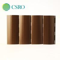 Kitchen cabinet wooden shutter components