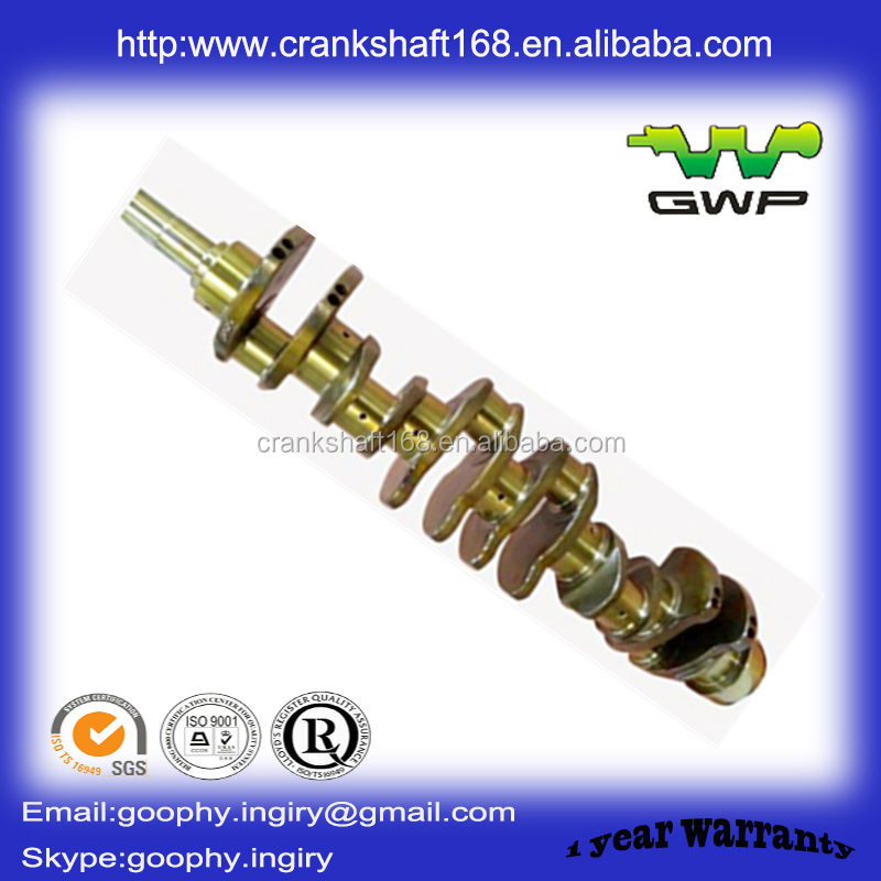 excavator engine crankshaft 6D31T ME082505