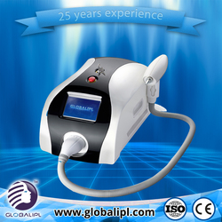 2016 Newest beauty equipment skin rejuvenation tattoo removal mini