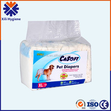 Hot Sale Disposable Pet /dog/cat Baby Diaper for Dog manufacturer in china