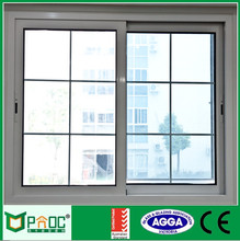 Made In China Sliding Window/Glass Sliding Window/Price of Sliding Window in Philippines