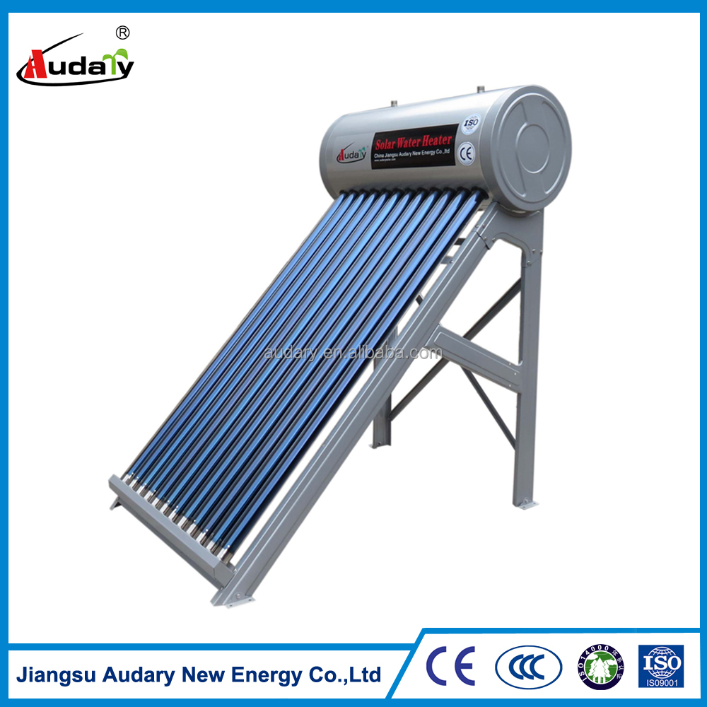 high quality non-pressurized solar water heater