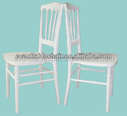 wholesale wooden napoleon chairs event hire
