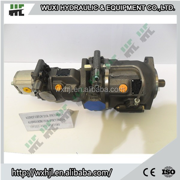 Rexroth A10V series hydraulic commercial piston pump variable