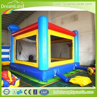 kids small inflatable slide combo/bouncy slide/castle slide