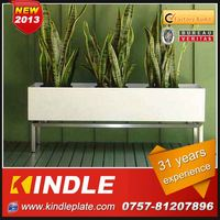 Kindle 2013 New polychrome mini flower planters with 31 years experience