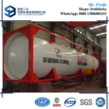 T50 40ft lpg iso tank container