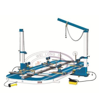 WLD-II Automotive Auto Body Collision Straightening Bench
