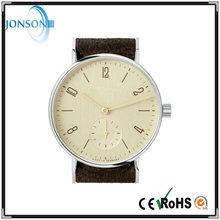 High quality wholesale Big Dial watch titan steel watches men