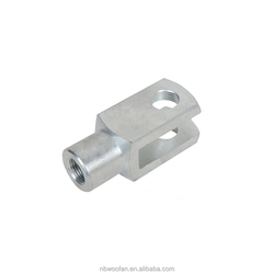 Gas Spring Rod End U clevis with pin