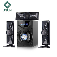 cheap price 3.1 home theater speakers subwoofer