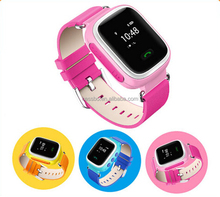 Mini GPS Watch Tracker With GPS Tracking Systems Smart Mobile Phone Watch