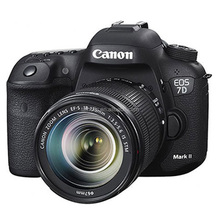 Canon <span class=keywords><strong>EOS</strong></span> <span class=keywords><strong>7D</strong></span> Mark II kit 18-135mm USM DSLR Cámara