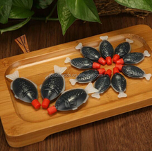 Top Quality Fish Shape Soy Sauce Sachet For Sushi Restaurant