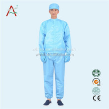 Esd Antistatic Fabric Protective Clothing Coverall