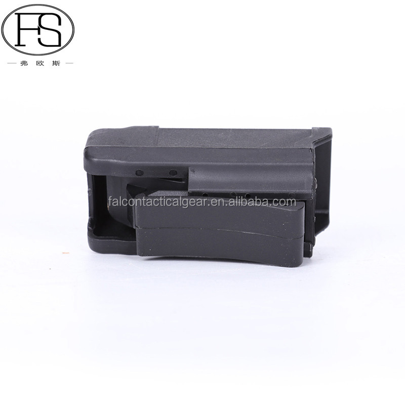 Universal Magazine pouch with Belt clip for Glock 19/<strong>17</strong>/22/31/23/26/27/32/3 Beretta M9 H&<strong>K</strong> USP Pistols