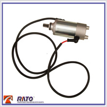 motorcycle spare parts DC 12v 500w 24v 1000w 250cc ATV electric starter motor with line