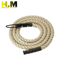 Top selling factory price inch Polyester Gym Training Battle Ropes