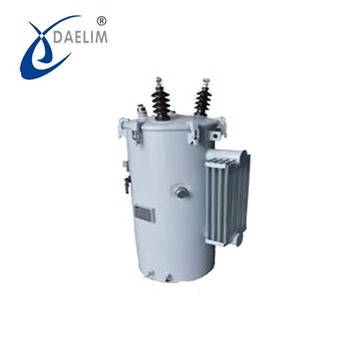 6kv 160kva Single Phase Transformer ANSI Standard with Price