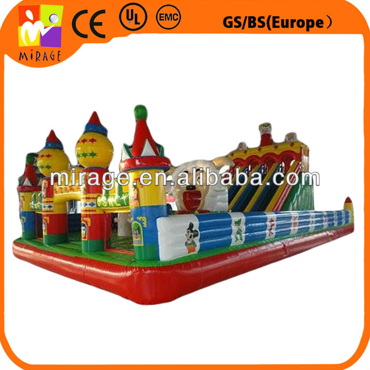 inflatable outdoor castle new toy product children bouncer inflatable toys water slide