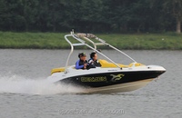 SABJ rc small inboard engine speed jet motor power boat with price supplier factory for sale