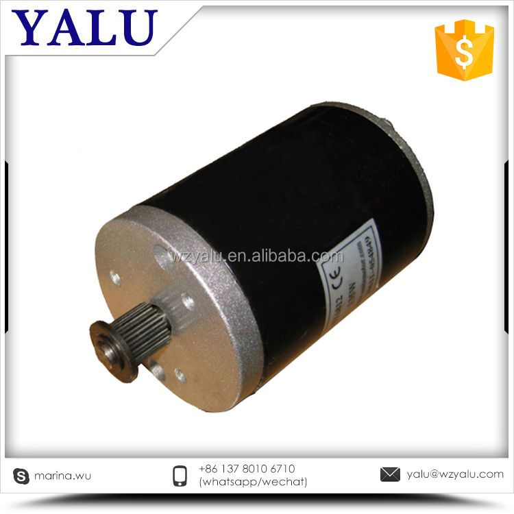 Most popular best selling dc motor 96v