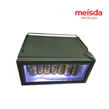 SC25H high quality mini display cooler min bar fridge