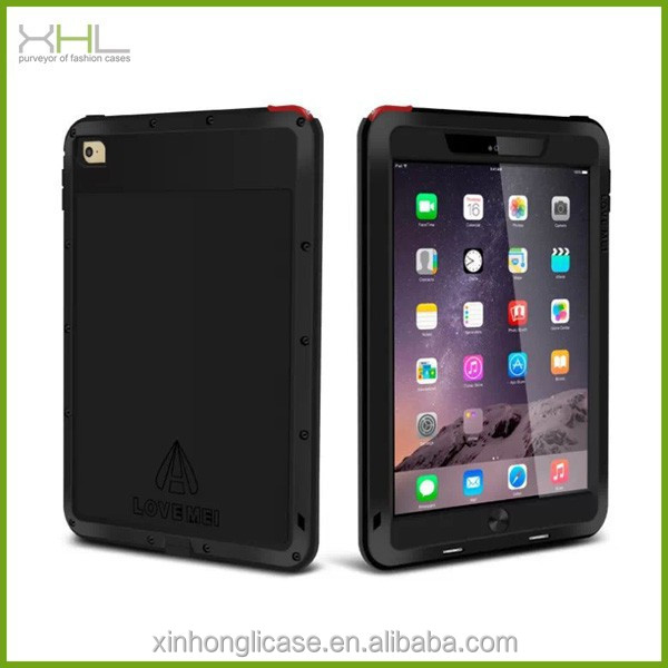 Wholesale waterproof case for apple <strong>ipad</strong> 6