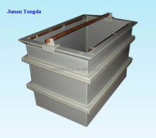 portable electroplating equipment / electro galvanizing plant / coopper alloy plating rectifier