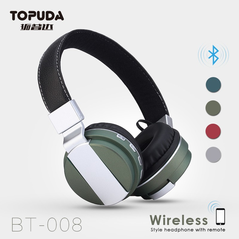 Mobile phone accessories noise isolating cheap bluetooth stereo headphones for cell phone