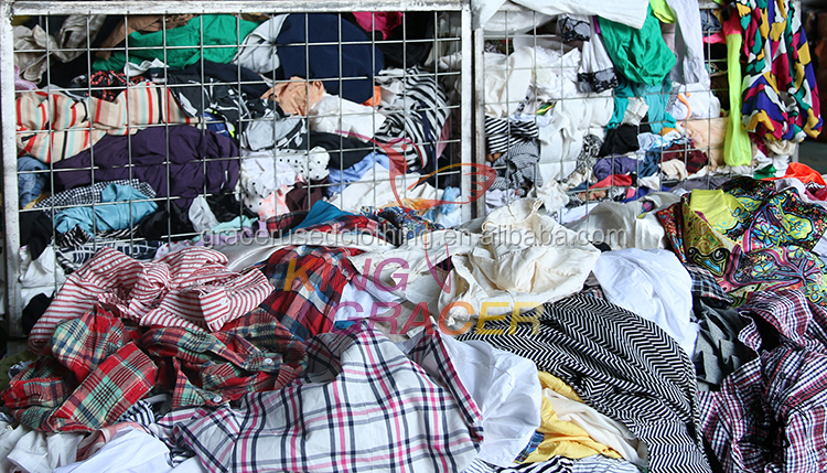 Factory Wholesale Wholesale Miami Style Used Clothing In