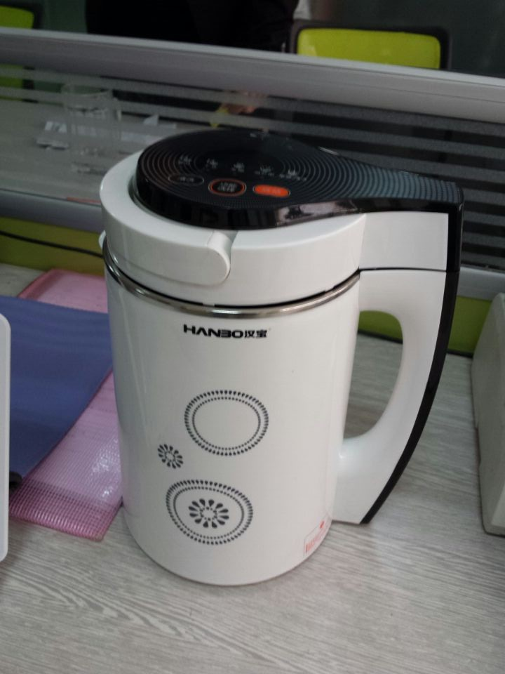 800W Powerful Commercial Electric soup maker and blender