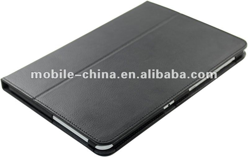 "Book&Stand style leather case for samsung galaxy tab2 10.1"" p5100"