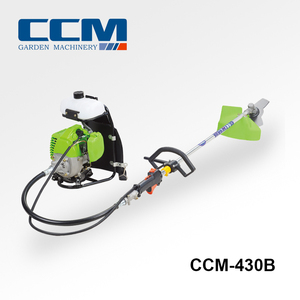 41.5cc Pump-flim type carburetor CCM-430B brush cutter/grass trimmer