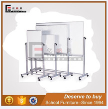 High quality whiteboard for university, movable meeting room noteboard, magnetic whiteboard for students