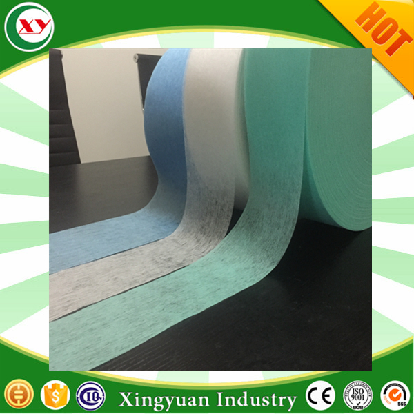 high quality disposable baby diaper raw material ADL nonwoven fabric