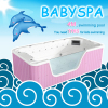 baby bathtub swimming pool acrylic whirlpool massage MP067