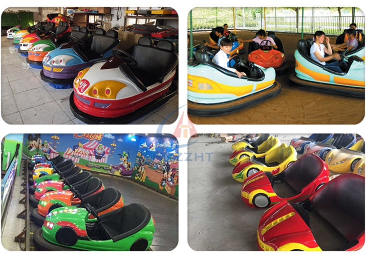 Hot Fun Children Game! Hangtian kids battery and electric bumper car for sale