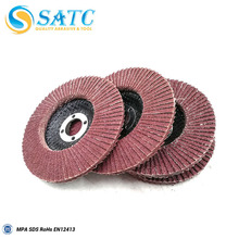 Good price of China Manufacturers Paint Removal Abrasive Flap Disc with high quality