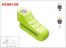 HC86106 excellent qulity useful motorbike part simple design lock