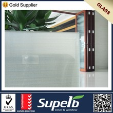Customize Size Safety 10mm Translucent Laminated Glass