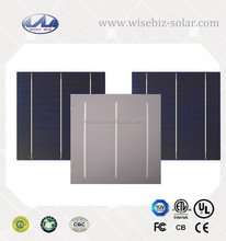 polycrystalline solar cells 6x6 pv solar cell price made in TAIWAN