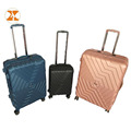 Cheap Beautiful ABS Travel Luggage set 3 pieces
