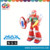 battery operated big robot with light and music 360 degree rotation B/O robot fun electrical robot for adults 029305