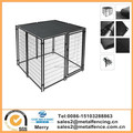 5L X 5W x 4H feet Cottageview Dog Kennel with FREE SunBlock Top