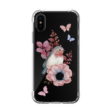 Custom Design Double Layers TPU IMD Phone Cases painting 3D Shiny Designer shockproof for iPhone
